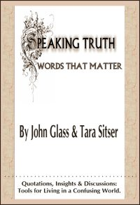 Speaking Truth - the book - image