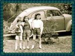 The Sitser Siblings at 6, 9 & 10 years old
